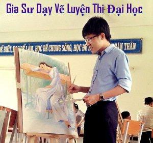 Gia Sư Dạy Vẽ TPHCM