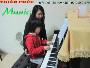 Gia Sư Đàn Piano