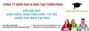 Trung Tâm Gia Sư Quận 2 - Tìm Gia Sư Quận 2 Giỏi, Uy Tín